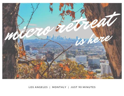 Copy of micro retreat postcard front